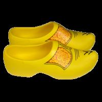 Soft Clogs geel